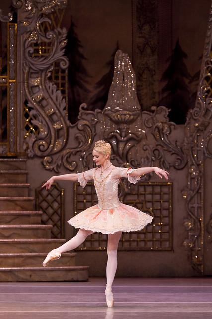 Melissa Hamilton as The Sugar Plum Fairy in The Nutcracker ...