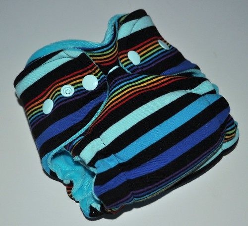Bumstoppers Newborn  Intelavision Hybird Fitted **New Style**