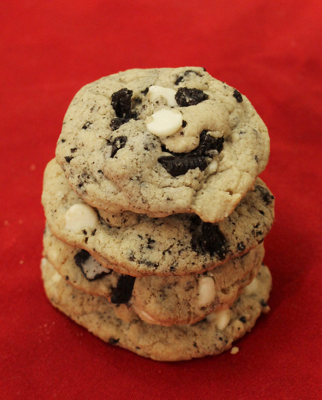 cookies these cookies are oreo white chocolate pudding cookies pudding ...