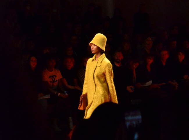 daisybutter - UK Style and Fashion Blog: jasper conran AW13, LFW AW13, somerset house, london fashion week