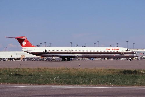 Swissar McDonnell Douglas MD-81