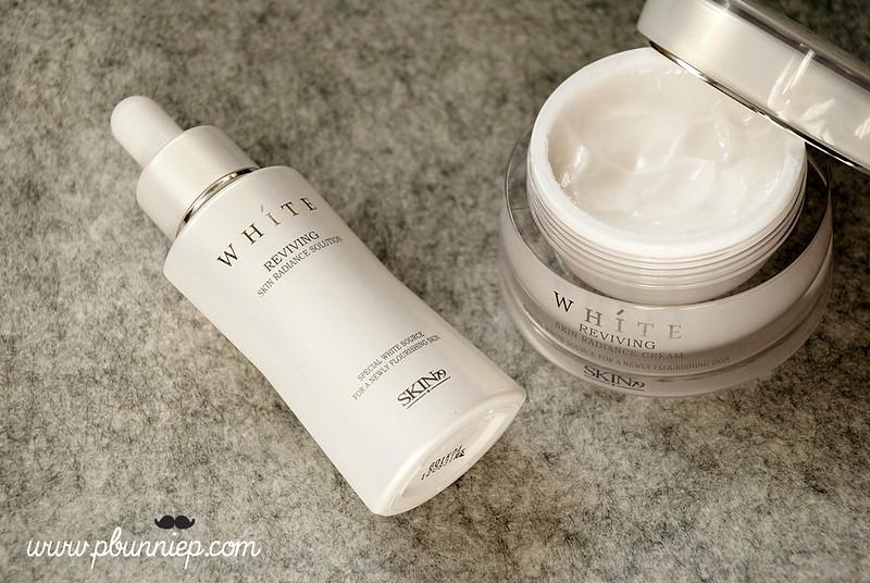 Skin79 skincare white reviving