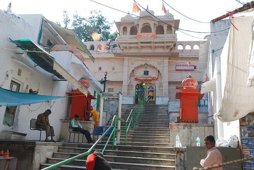 Rajasthan.Pushkar.Brahma Temple.1