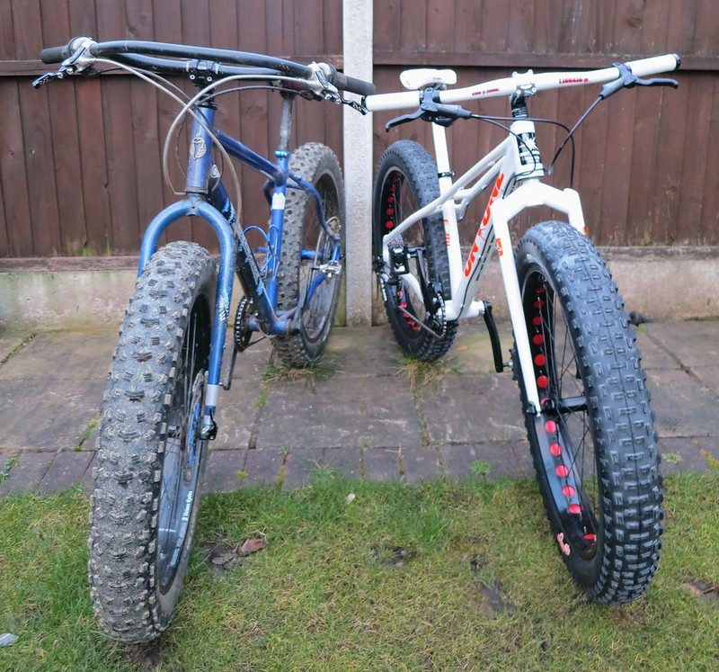 Fat tyre bikes. Who has got one. – Page 2 – Singletrack ...