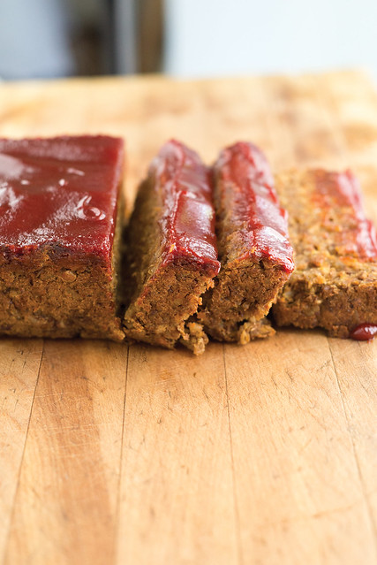 All American Meatless Loaf