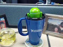 Android coffee break