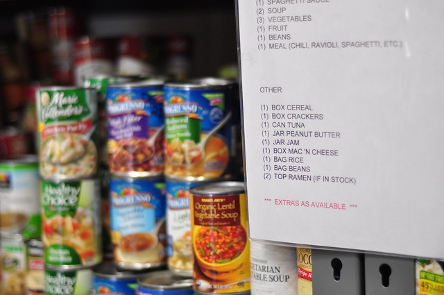 Food Pantry Guidelines For Churches