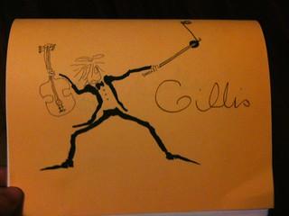 Gillis Book