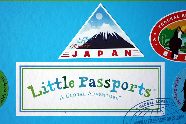 Little Passports: Japan