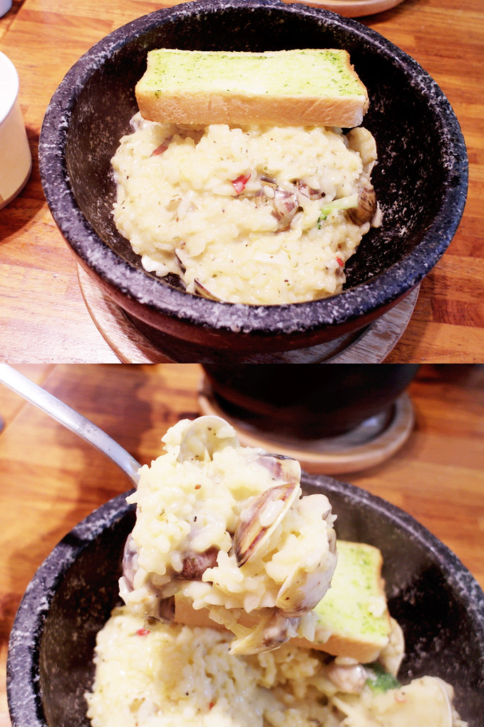 阿毛 Risotto cafe food