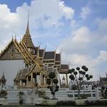 Le kitch des temples thaïlandais