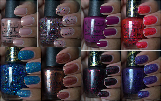 OPI Mariah Carey collection