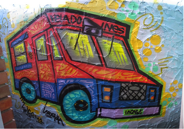 Street artist Federico Frum 6