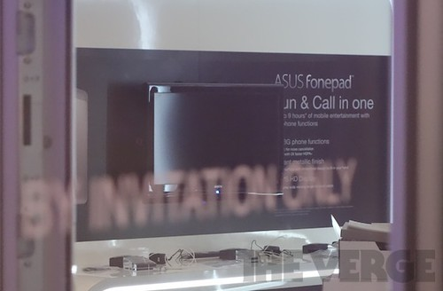 ASUS MWC2013