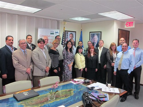 Earlier this month, USDA Rural Development staff met with stakeholders in Puerto Rico to discuss how the Intermediary Relending Program could be used to spark small business development in rural Puerto Rican communities.