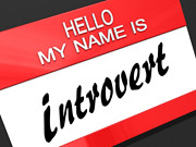 Hello My Name Is Introvert