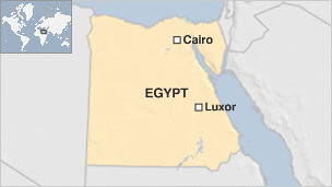 A group of tourist in Egypt have been killed in a balloon accident near the city of Luxor. Egypt depends heavily on tourism for the viability of its national economy. by Pan-African News Wire File Photos