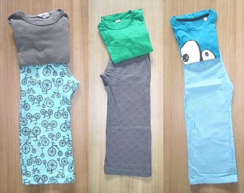 3 p pyjamas