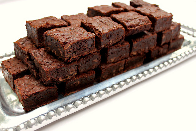 Perfecting the Pairing: Outrageous Brownies