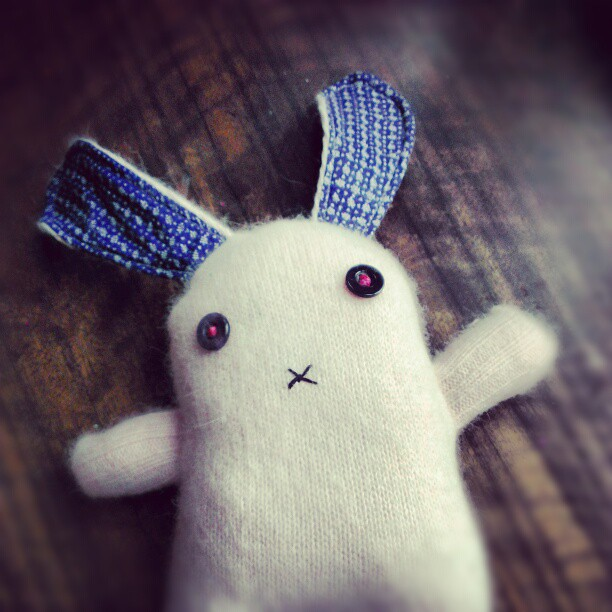 Wistful bunny. Next up elephants