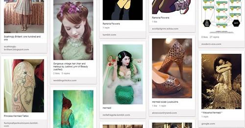 Fashion Pinterest Board