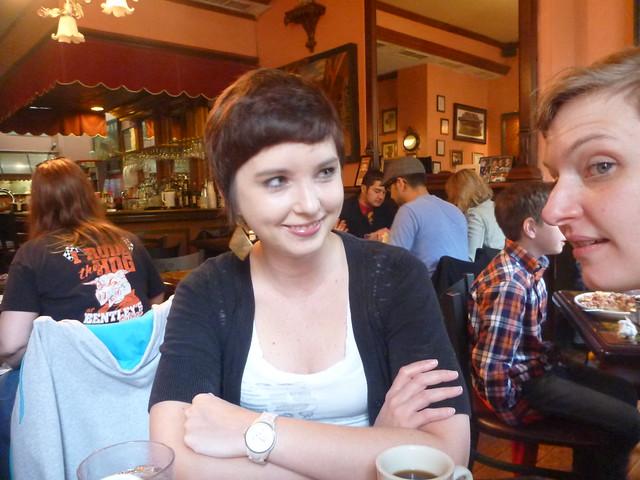 Erica snakes Elizabeth