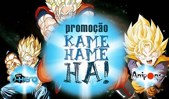 Promoção Kamehameha -  Criatividade e Poder em um só Lugar