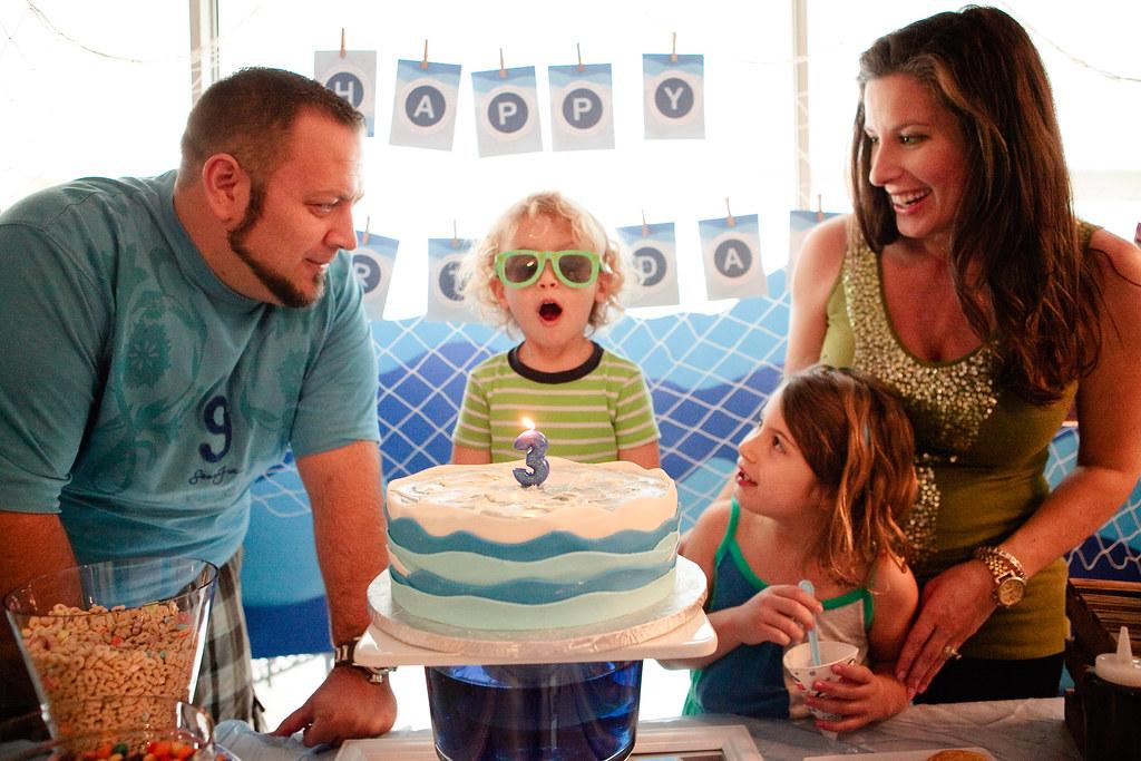 Brayden's Under the Sea Birthday Party-33