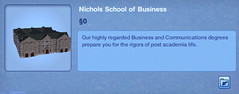 Nichols School of Businiess