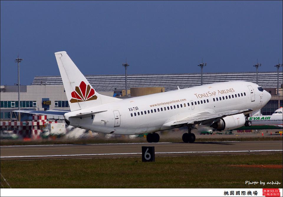 通里薩航空公司XU-TSD客機007