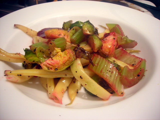 "Insalatone d'inverno (""Mixed cooked winter vegetable salad"")"