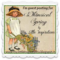 Leggi il mio Post su Whimsical Spring Guest posting