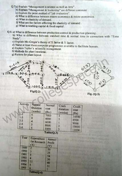NSIT Question Papers 2011 – 5 Semester - End Sem - COE-EC-EE-IC-305