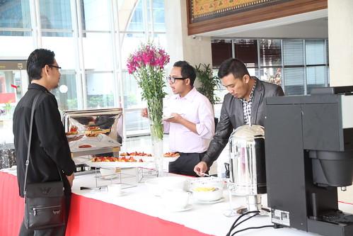 Indonesia Middle-Class Brand Forum 2013-Coffee Break