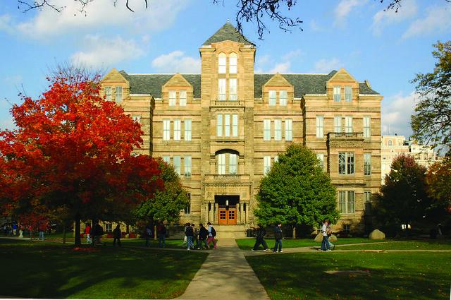 Case western reserve university recommend