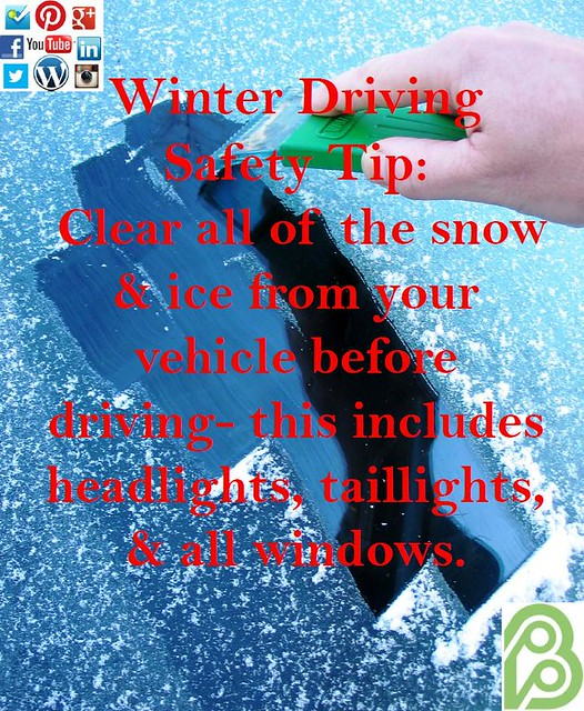New Massachusetts Winter Driving Safety Tip  Flickr  Photo