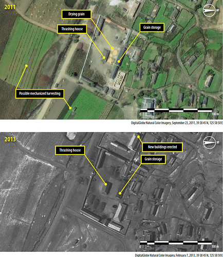 humanrights northkorea satelliteimages nkrevealed