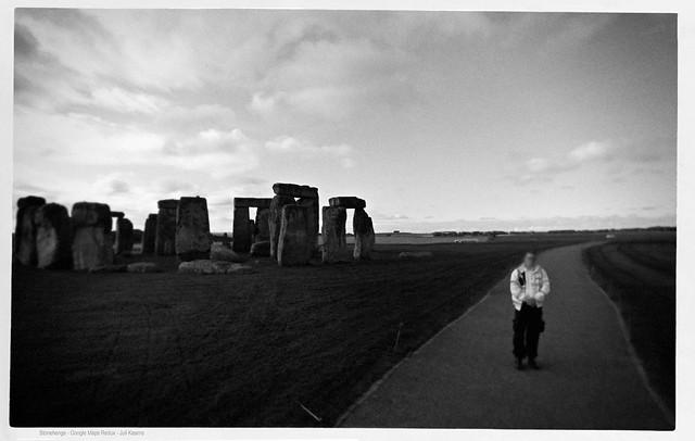 Stonehenge - Google Maps Redux