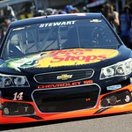 2013 Tony Stewart  14 Bass Pro Shops Chevrolet SS