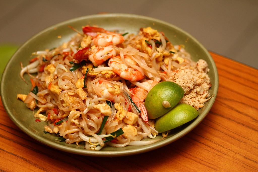 Ah Loy Thai Restaurant: Pad Thai