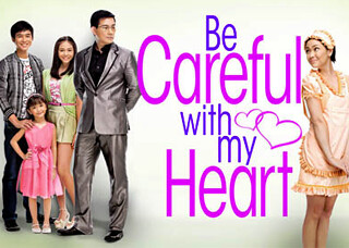 BE CAREFUL WITH MY HEART - 20 MARCH 2013