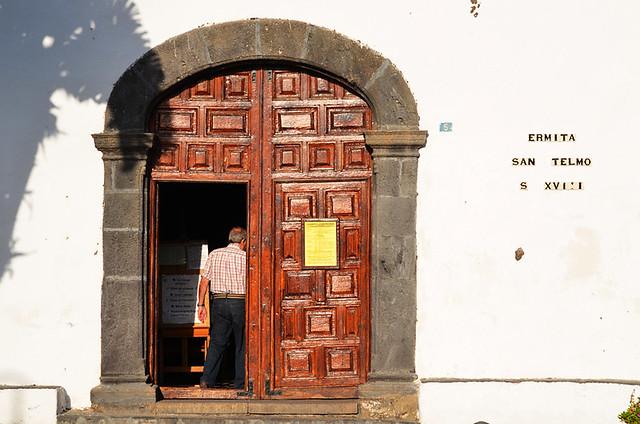 Ermita San Telmo, Puerto de la Cruz, Tenerife