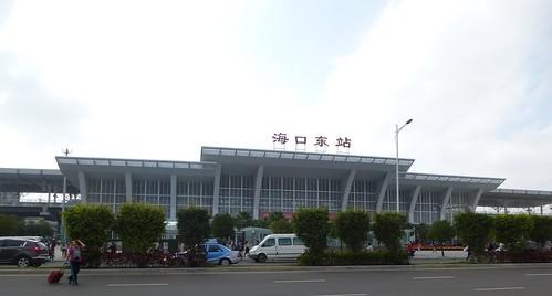 Hainan 13-Haikou-Sanya-Train (2)
