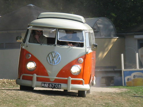 AM-87-08 Volkswagen Transporter SO-42 camper 1965