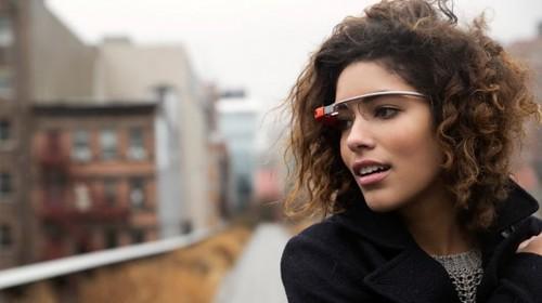 Приложение для Google Glass, которое отображает эмиссию CO2