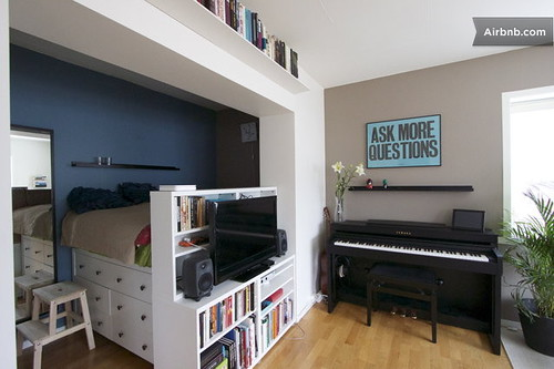 AirBnb flat in Bergen, Norway