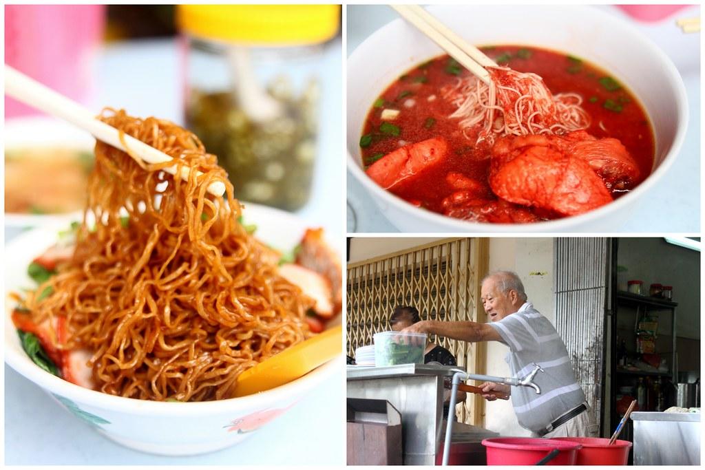 Malaysian Food Trail with Johor Kaki: Restoran Lima Ratus