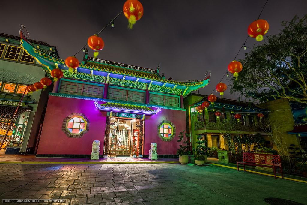 Realm - China Town LA