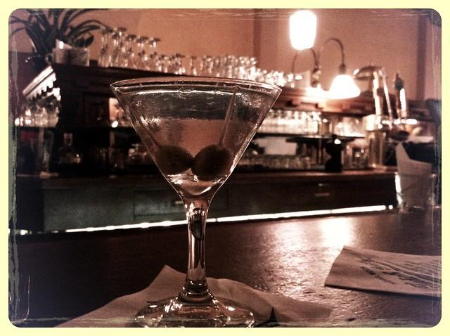 Hanger One Martini