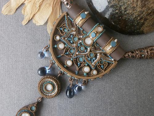 "jewelry set ""Seventh Heaven"""